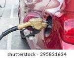 car add fuel | Shutterstock . vector #295831634