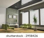 interior office for... | Shutterstock . vector #2958426