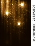 glittering abstract light... | Shutterstock . vector #295893509