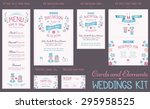 Wedding Cards Vintage Style....