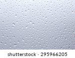 water drops.  water drops. | Shutterstock . vector #295966205
