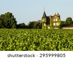 Vine Clad Chateaux Overlooking...