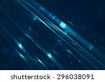 abstract 3d grid background | Shutterstock . vector #296038091