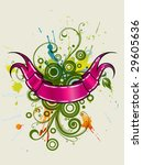 ribbon | Shutterstock .eps vector #29605636