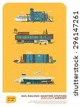 Bus  Maritime  Railway Station...
