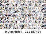 people diversity success... | Shutterstock . vector #296187419