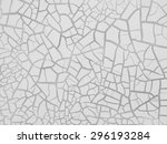 cracked texture | Shutterstock . vector #296193284