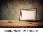 Постер, плакат: Vintage photo frame on