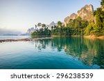 Beautiful Mountains Lake River...