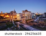 The Roman Forum Photographed A...