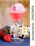 A Summer Treat   Strawberry Ice ...