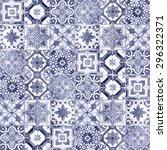 Set Marble Stone Mosaic Texture