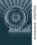 music theme | Shutterstock .eps vector #29637010