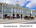 The Hermitage In St. Petersburg ...