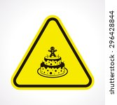 vector illustration of food icon   Shutterstock .eps vector #296428844