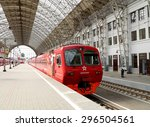 moscow  russia   may  14 2015 ... | Shutterstock . vector #296504561