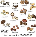 Vector Illustration Of Various...