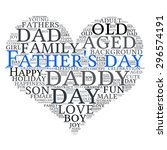 father's day  info text... | Shutterstock .eps vector #296574191