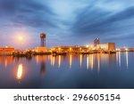 barcelona  spain. april 26 ... | Shutterstock . vector #296605154