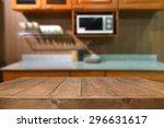 Wooden Desk Space Platform On...