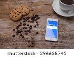 chiangmai  thailand  july 15 ... | Shutterstock . vector #296638745