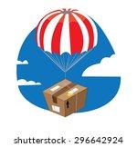 a vector cartoon representing a ... | Shutterstock .eps vector #296642924