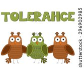 tolerance vector illustration | Shutterstock .eps vector #296902985