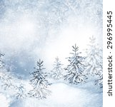christmas card | Shutterstock . vector #296995445