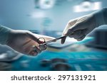 healthcare and medical concept  ... | Shutterstock . vector #297131921