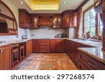 Wooden Kitchen Unit In Colonia...