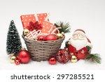 christmas | Shutterstock . vector #297285521