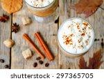 Pumpkin Spice Frappuccino With...