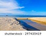beach   Shutterstock . vector #297435419