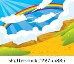 mountain   Shutterstock .eps vector #29755885