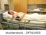 patient | Shutterstock . vector #29761453