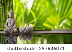 Buddha In Meditation With...