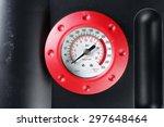 Air Compressor Gauge Represent...
