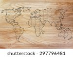 the pieces of a jigsaw puzzle...   Shutterstock . vector #297796481