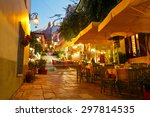 athens  greece     january 13... | Shutterstock . vector #297814535