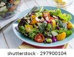 Fresh Organic Super Food Salad...