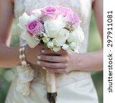 Gentle Wedding Bouquet Of...