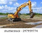 kalush  ukraine   july 2  on... | Shutterstock . vector #297959774