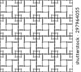 seamless geometric pattern ... | Shutterstock .eps vector #297964055