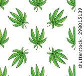 seamless retro pattern ... | Shutterstock . vector #298015139