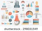 info graphic elements design on ...   Shutterstock .eps vector #298031549