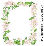 vintage vector vertical...   Shutterstock .eps vector #298048697