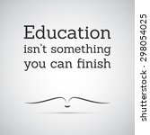 "inspirational quote. ""education ... 