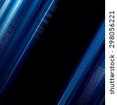 abstract matrix background | Shutterstock .eps vector #298056221