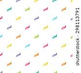 vector illustration of modern... | Shutterstock .eps vector #298113791