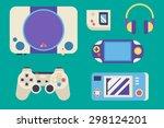 oldschool gaming vector pack ...